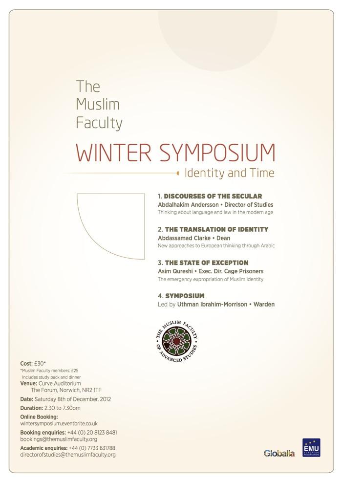Winter Symposium 2012